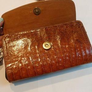 Bags - Crocodile purse